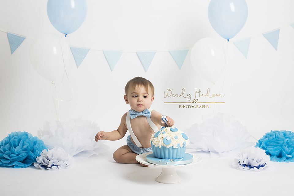 Cake smash photoshoot bognor regis